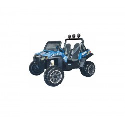 Peg Perego Polaris ranger RZR 900 blue