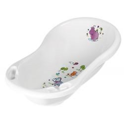 OKT Kids Wanienka hippo 100cm biały