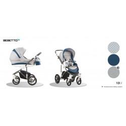 Wózek 3w1 Bebetto Murano 13M