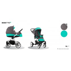 Wózek Bebetto Luca S line SL23