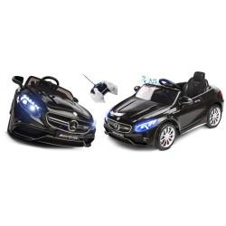 Toyz Mercedes Benz AMG auto na akumulator black