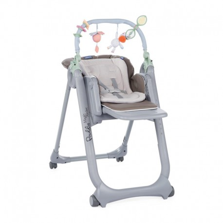 Chicco - Polly Magic 3w1 Cocoa