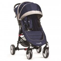Baby Jogger - City mini 4w steel gray