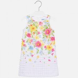 6964 sukienka kwiaty Mayoral