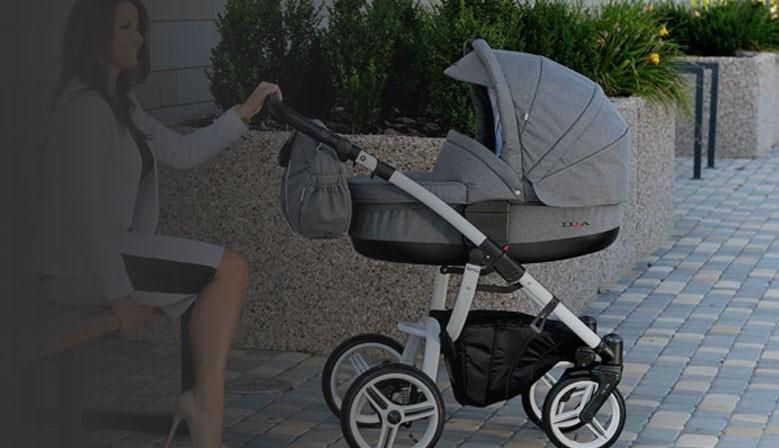 Wózki dziecięce Bebetto