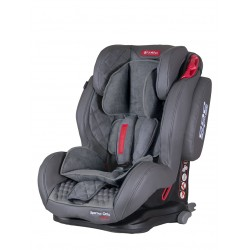 Fotelik Coletto Sportivo Only ISOFIX grey 9-36kg