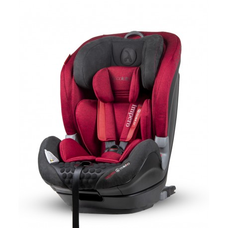 Fotelik Coletto Impero ISOFIX 9-36kg Red