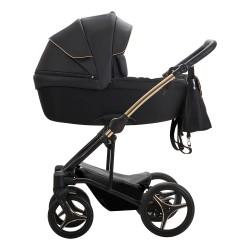 Wózek Bebetto Torino 3w1 Si 01 złoty