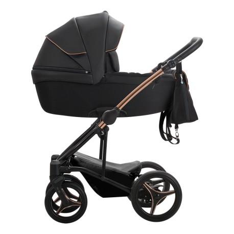 Wózek Bebetto Torino 3w1 Si 02 miedź