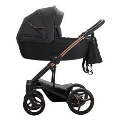 Wózek Bebetto Torino 2w1 Si 02 miedź