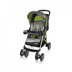 Wózek spacerowy Baby Design Walker Lite 04 green