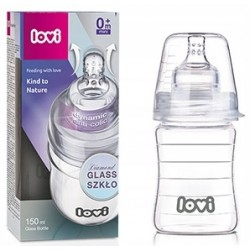 LOVI - butelka medical szkło 150ml