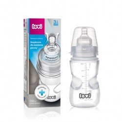 LOVI butelka anti-colic 250ml