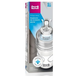 LOVI butelka anti-colic 330ml