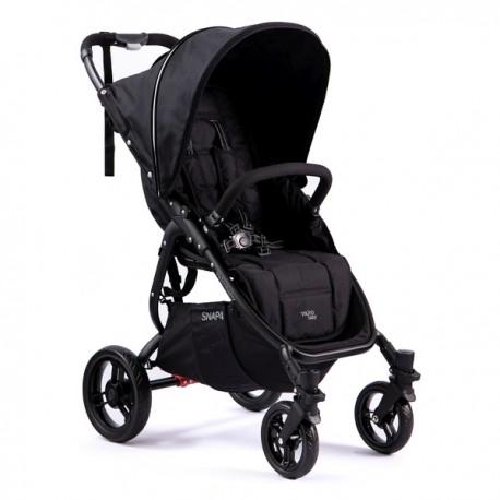 Wózek Valco baby SNAP 4 (6,6kg) Coal Black