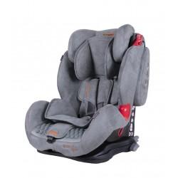 Fotelik Coletto Sportivo 9-36kg + ISOFIX grey