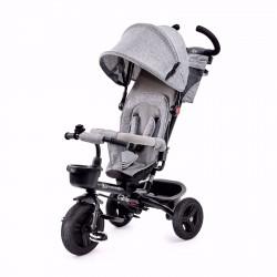 Kinderkraft rowerek trójkołowy AVEO gray