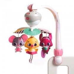 Tiny Love Karuzela 3w1 podróżna świat małek księżniczki