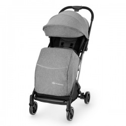 Kinderkraft wózek spacerowy INDY grey