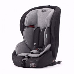 Kinderkraft fotelik SAFETY-FIX ISOFIX black/gray