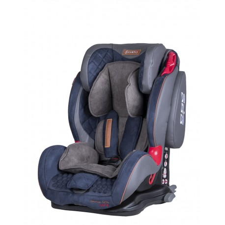 Fotelik Coletto Sportivo Only ISOFIX 9-36kg navy