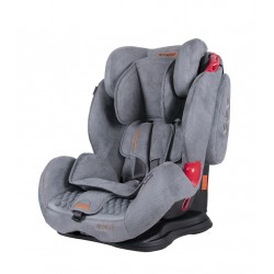 Fotelik Coletto Sportivo Grey New 9-36kg