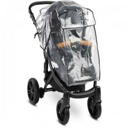 Folia przeciwdeszczowa na wózek spacerowy