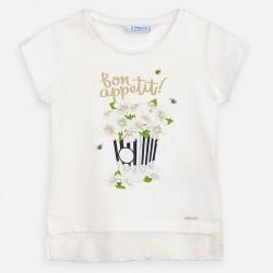 3013 koszulka dla dziewczynki mayoral wiosna