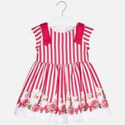 3929 Sukienka dla dziewczynki mayoral wiosna