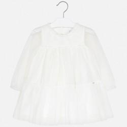 3920 Sukienka dla dziewczynki mayoral wiosna