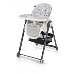 Krzesełko Baby Design Penne Gray 07