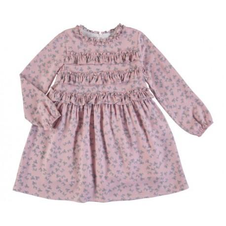 4984 Sukienka dla dziewczynki mayoral jesień