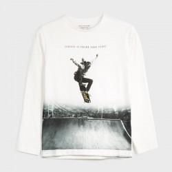 7044 Koszulka dla chłopca mayoral jesień