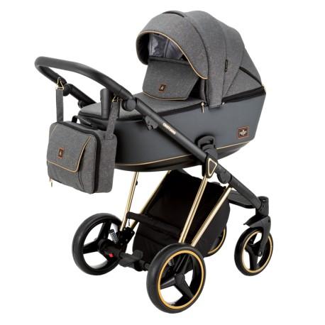 Adamex Cristiano edycja specjalna wózek 3w1 CR468