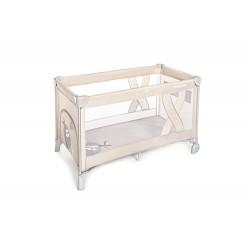 Łóżeczko turystyczne Baby Design Simple