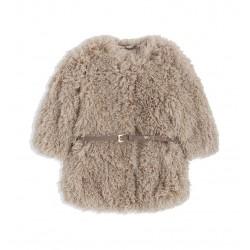 Kurtka dziewczynka MAYORAL płaszcz beige