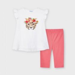 3560 Komplet ze spodniami dla dziewczynki mayoral wiosna/lato