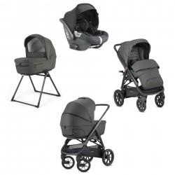 Inglesina wózek aptica XT Quattro charcoal grey
