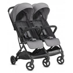 Inglesina wózek twin sketch grey