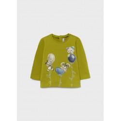 2085 koszulka dla dziewczynki mayoral jesienzima
