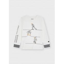 4072 koszulka dla chłopaka Mayoral jesien/zima
