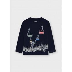 4077 koszulka dla chłopaka Mayoral jesien/zima