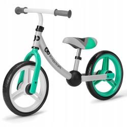 Kinderkraft rowerek biegowy 2WAY next turkus