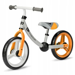 Kinderkraft rowerek biegowy 2WAY next orange