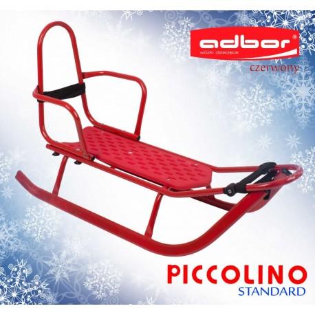 Sanki Piccolino Standard red