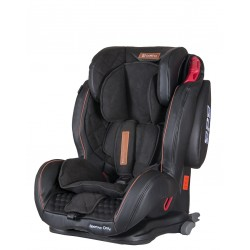 Coletto Sportivo Only ISOFIX black 9-36kg