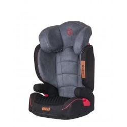 Fotelik samochodowy Coletto Avanti 15-36kg + ISOFIX szary