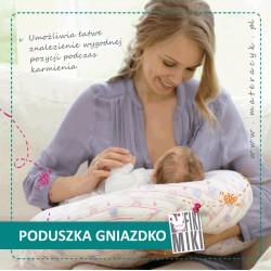Fiki Miki poduszka Gniazdko jersey/bawełna