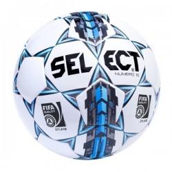 Piłka nożna SELECT Numero 10 5 FIFA biało/niebieska