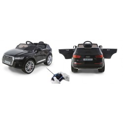 Toyz Audi Q7 auto na akumulator black